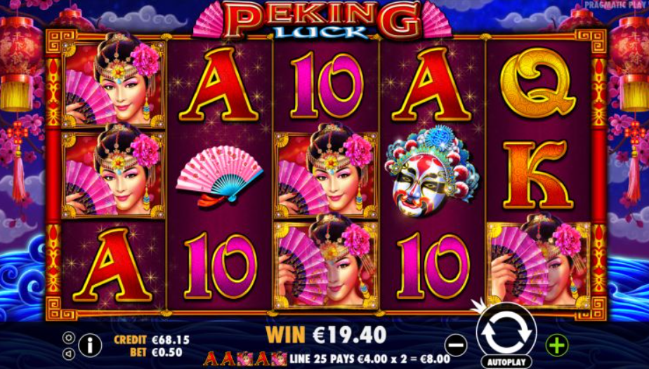 Slot Pragmatic Play Dengan Win Rate Tertinggi